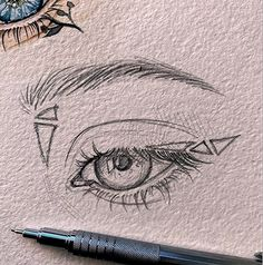 You are in the right place about dessin croquis cheveux Here we offer you the most beautiful picture Cool Art Drawings, Pencil Art Drawings, Art Drawings Sketches, Arte Sketchbook, Aesthetic Art, Cute Art, Drawing People, Art Inspo, Painting & Drawing