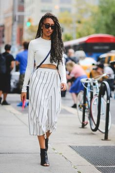 14 Street Style Looks from NYFW that You Can Totally Copy for Campus: Her Campus waysify