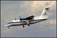 N907HA Piedmont Regional - Henson Airlines