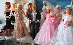 Barbie Festa de Casamento em 1992