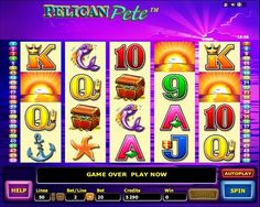 Are you hot enough to try Pelican Pete from Aristocrat slots? Try the adventures of free slots online play before risking your money! Free Slots, Slot Online, Slot Machine, Free Games, Arcade Machine