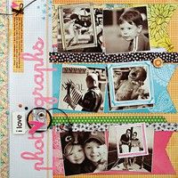 A Project by Kelly Goree from our Scrapbooking Gallery originally submitted 06/26/12 at 07:57 AM