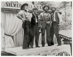 The Medicine Show at Silver Dollar City