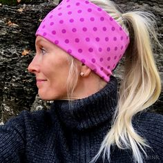 Valentine pannebånd / panneband / headband / pannband