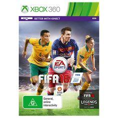 FIFA 16 - Xbox 360 #Target  $64