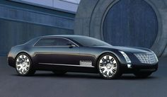 I've always loved this Cadillac Sixteen, but it never went into production. #caddy #cars