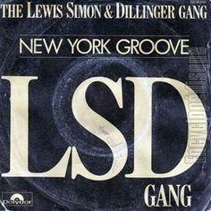 Funk-Disco-Soul-Groove-Rap: LSD GANG - NEW YORK GROOVE (VOCAL) [1982]