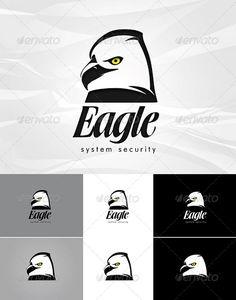 Eagle - Logo Template