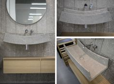 Natural #Stone #Smile… LOGICA #bathroom collection! __ www.signweb.it __ #design __