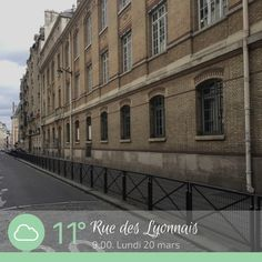 Bonne semaine amis Mouffetartins ... #lyonnais #mouffetard #ilovemouffetard #mouffetaraddict #quartierlatin #promenade #paris5 #paris #parisjetaime #igersparis #topparisphoto #pariscartespostales #streetphotography #visitlafrance #instaweather #instamonday