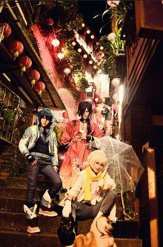 Koujaku (DRAMAtical Murder) by yao - WorldCosplay