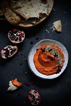 Pratos e Travessas: Muhammara e Brooklyn - Nova Iorque # Muhammara and Brooklyn - New York   Food, photography and stories