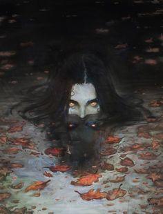 O Aprisionado, O Terror do mundo, Aquele que está sob o Lago, O Escondido...  Muitos nomes, muitas lendas. Um sussurro macabro se insinua na história.