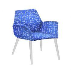 Compre Cadeira Romero Britto e pague em até 12x sem juros. Na Mobly a sua compra é rápida e segura. Confira!