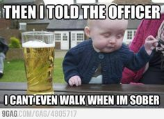 Drunk baby is epic