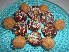 Sunbutter Krispie Balls