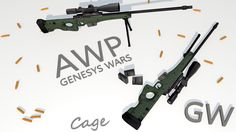 AWP By: Nikolas 'Cage' Griep