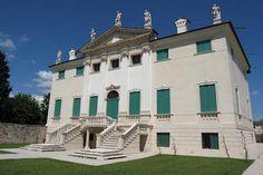 Villa Cerchiari, Isola Vicentina
