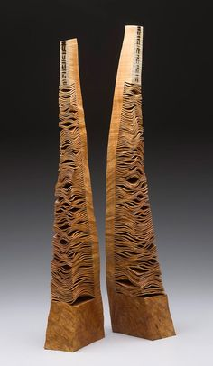 "Christian Burchard ~ ""Songs of the Bones #1 ~ Wood Madrone Burl"