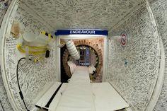 数々の宇宙ミッションを遂行し現存するスペースシャトル3機のコクピット写真49枚 - DNA