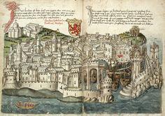 Χάνδακας...Candia (Heraklion).....1487 του Conrad Grünenberg