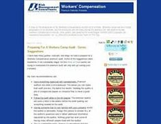 Wokers Compensation Audit  CutcomPcos    Worker