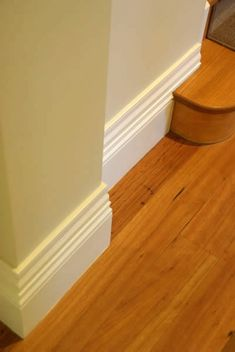 base mouldings - Tall and architectural makes a great interior design!  www.homeresourceweb.com