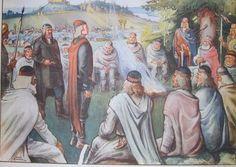 Viking age / Finnish Kings / Käräjämäki Eura /Karimo/ Finnish chieftains because there were no kings in Finland.