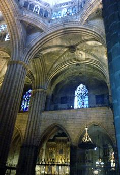 Catedral - inside