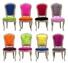 An exquisite chair is one of the best ways to bring character and flair to a room. I must admit I am addicted to the blog Chair Whore, which is chock full of high-concept chairs, many of which are truly works of modern art. But there is another path to getting a chair extraordinaire: Antique and vintage chairs that have been reupholstered in funky, contemporary fabrics. These chairs are the best of both worlds, the epitome of eclecticism captured in a single piece of furniture. A confluence…