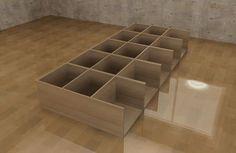 カラーボックスベッドの作り方!収納も作れてすごく便利! - 暮らし応援ブログ『家ェエイ』