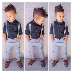 Baby Toddler Boy Classy Set. Be fashionable and elegant all day! http://www.bebedazur.com