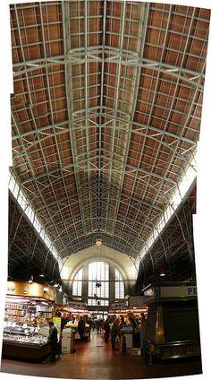 Mercat del Ninot ,  BCN  Catalonia