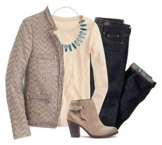 """""""Untitled #237"""" by jlacy1010 on Polyvore featuring J.Crew, jcrew and ankleboots"""