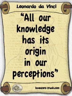 Leonardo da Vinci Quotes Printable Quotations at Inventors Trunk Famous Artist Quotes, Famous Quotes, Me Quotes, Da Vinci Quotes, Experiential Learning, Printable Quotes, Quotations, Inspirational Quotes, Motivational