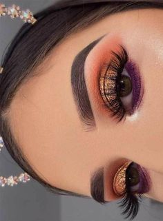 51 best eyeshadow looks, eye makeup, eyeshadow … – Makeup Makeup Eye Looks, Cute Makeup, Glam Makeup, Gorgeous Makeup, Skin Makeup, Sleek Makeup, Clown Makeup, Beauty Makeup, Makeup Hazel Eyes