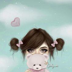 Girly_m Illustration