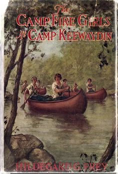 The Campfire Girls at Camp Keewaydin | Flickr - Photo Sharing!