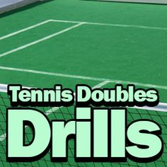 If playing in pairs is more your style then you'll find the following tennis drills extremely useful. These drills have been specially designed to be performed by four people at a time (two on two) and will help players to develop the skills and strategies that will give them an edge in a doubles match. 2 UP …