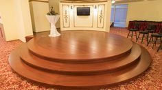 Casino Opera - pódium