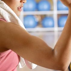 tips to tone your arms...so need this