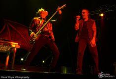 03/12/13 - Dublín, Irlanda - avenged sevenfold, a7x