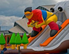 The Advantages Of Bounce Houses For The Kids And Others