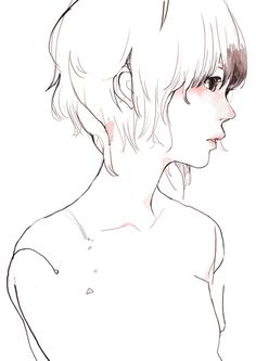 Image about girl in Anime/manga by ✨ on We Heart It Art Manga, Manga Drawing, Anime Art, Art And Illustration, Art Sketches, Art Drawings, Drawn Art, Art Girl, Painting & Drawing