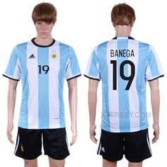 http://www.xjersey.com/argentina-19-banega-home-2016-copa-america-centenario-soccer-jersey.html Only$35.00 ARGENTINA 19 BANEGA HOME 2016 COPA AMERICA CENTENARIO SOCCER JERSEY Free Shipping!