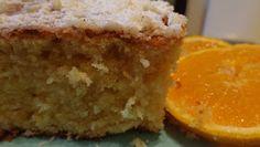 Πραγματικά ένα μυρωδάτο αφράτο κέικ που παραμένει μέσα υγρό με το άρωμα πορτοκαλιού οικονομικότατο και πολύ γρήγορο !!!  Μπορούμ...