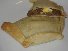 Empanadas de pino chilenas / Chilean beef empanadas - En Mi Cocina Hoy