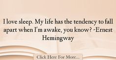 Ernest Hemingway Quotes About Love - 43212
