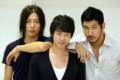 Awww, the Coffee Prince boys! They're so adorable and great! Asian Actors, Korean Actors, Korean Drama Movies, Korean Dramas, Kdrama, Drama News, Yoo Gong, Coffee Prince, Drama Fever