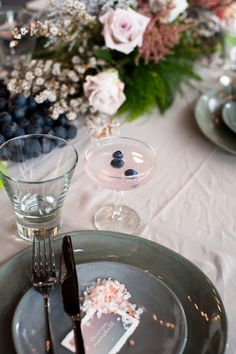 A Chic Halloween Dinner Party | Liesl Cheney Photography